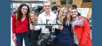 Student Design Projects Celebrated at the Annual IGEN Project Showcase